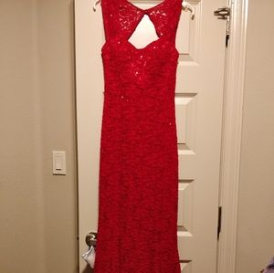 Dresses & Skirts - Formal Red Gown
